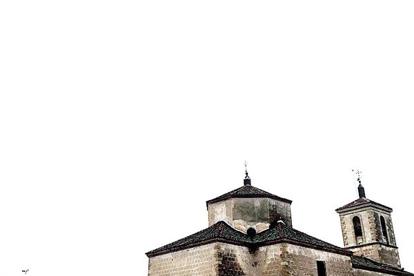 Con la Iglesia…