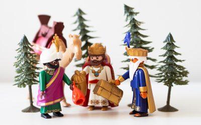 Ya vienen los Reyes…