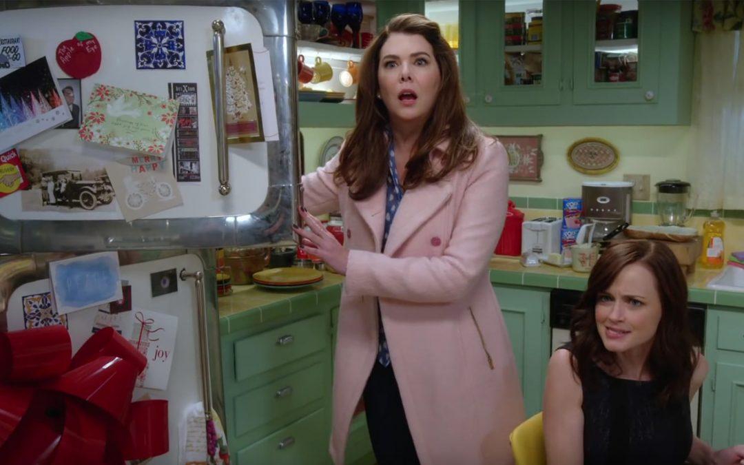 Las chicas Gilmore, el café en taza grande y la toma de decisiones