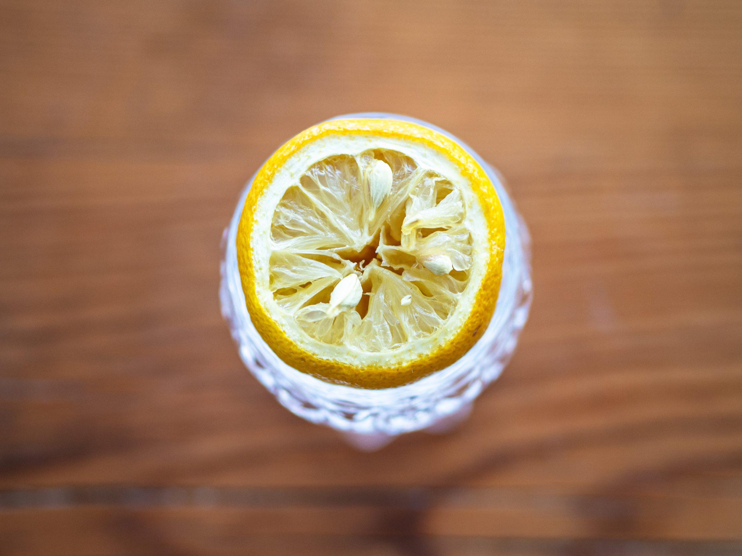 pepitas de limón